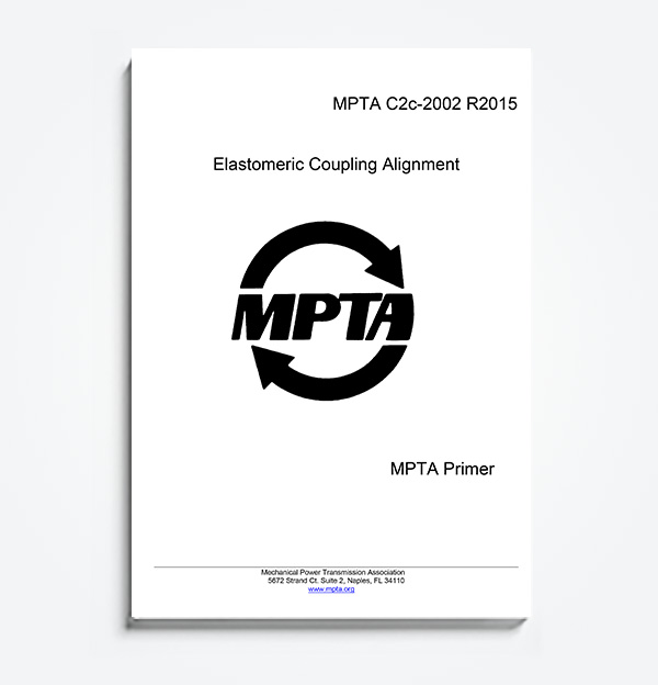An Image of the MPTA Primer C2c - Elastomeric Coupling Alignment
