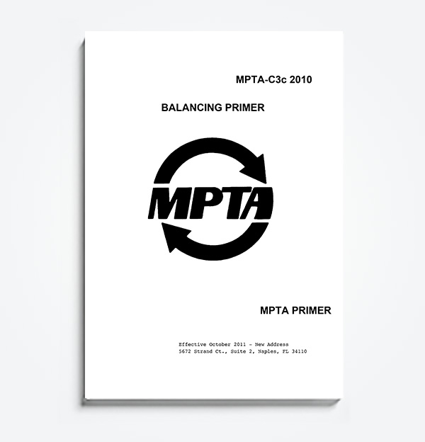 An image of the MPTA Primer C3c- Balancing Primer