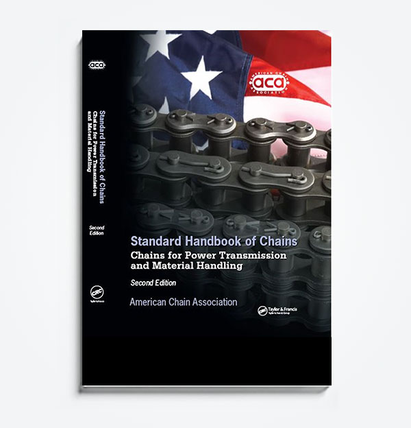 An image of the ACA Standard Handbook of Chains